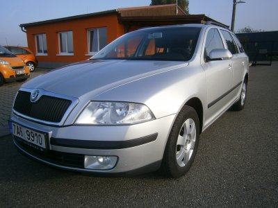 Octavia II kombi 1.9 TDI