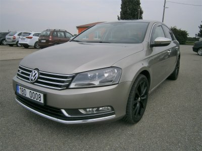 Passat Sedan 2,0TDI, 103kW