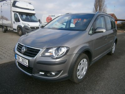 Touran Cross 1.4TSI