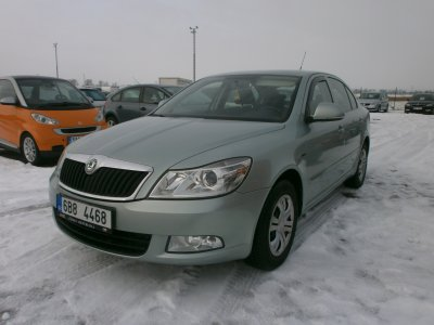 Octavia II Facelift